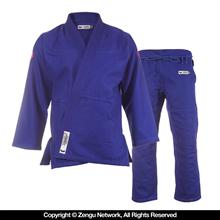 Do or Die Hyperfly Icon Blue Jiu Jitsu Gi